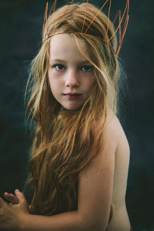 Кристл Ричи, Австралия / Krystle Ricci, Australia, 3-место в категории «Новорожденные и дети», Фотоконкурс Rangefinder «Портрет» (Rangefinder the Portrait)