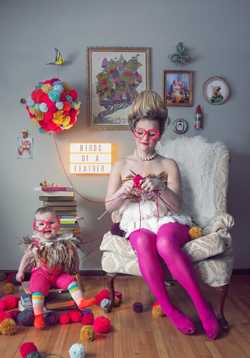Бетани Бирни, США / Bethany Birnie, US, 2-место в категории «Семья», Фотоконкурс Rangefinder «Портрет» (Rangefinder the Portrait)