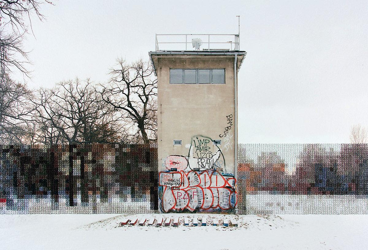 Берлин: Бывшая гвардейская башня на улице Пушкинали, © Дайан Мейер (Соединенные Штаты), Фотоконкурс Renaissance Photography Prize