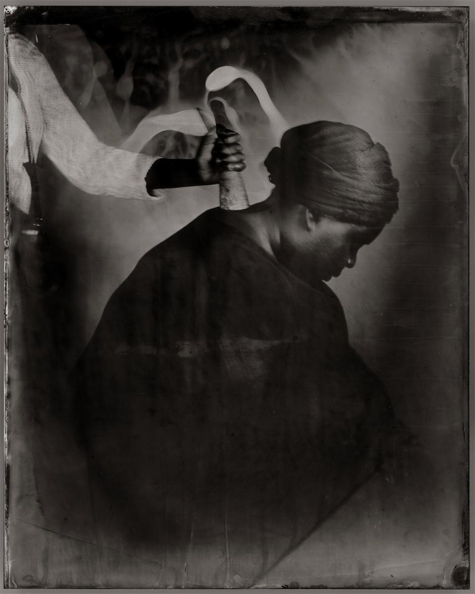 Нак Бейджен, © Хадиджа Сай / Khadija Saye (Великобритания), Фотоконкурс Renaissance Photography Prize