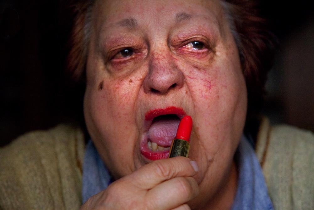 Помада тёти Жанны, © Мишель Кармацци / Michela Carmazzi (Великобритания), Фотоконкурс Renaissance Photography Prize