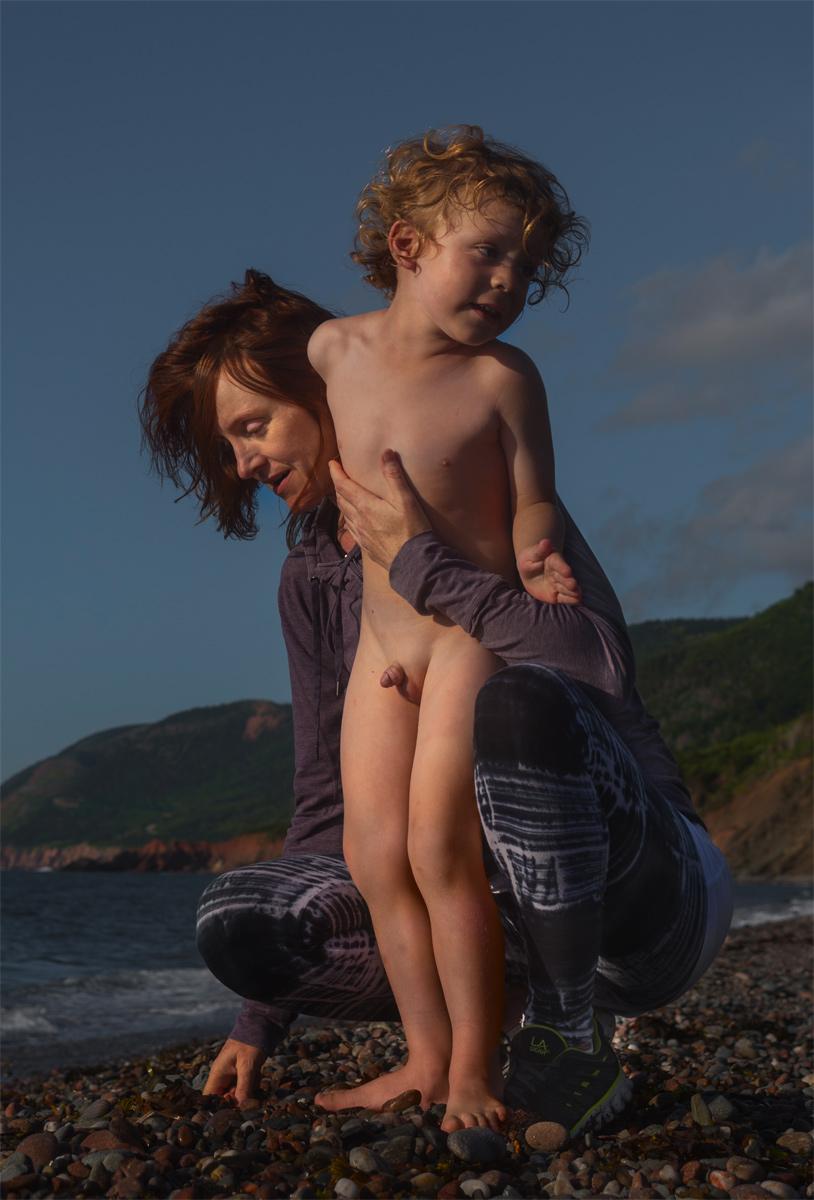 Святой ребёнок, © Джордж Каваллетто / George Cavalletto (США), Фотоконкурс Renaissance Photography Prize