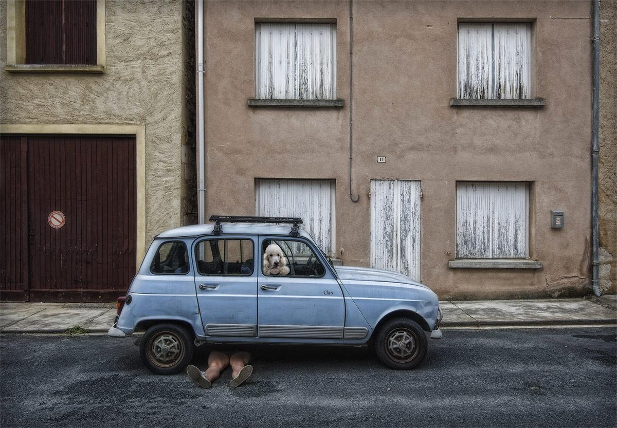 Ремонт, © Марсель Ван Балкен / Marcel Van Balken (Нидерланды), Фотоконкурс Renaissance Photography Prize