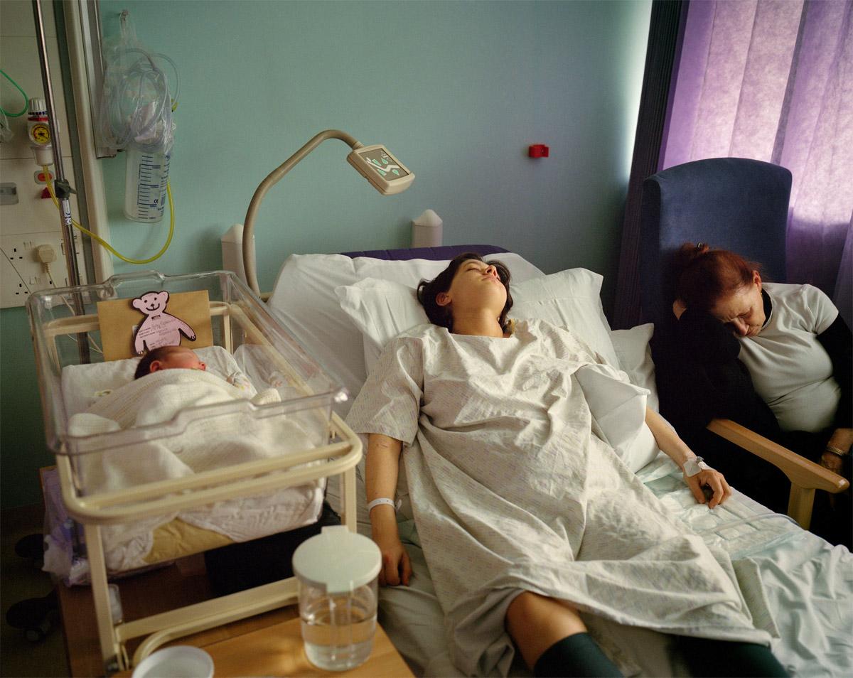 Три поколения, © Сипке Виссер / Sipke Visser (Великобритания), Фотоконкурс Renaissance Photography Prize