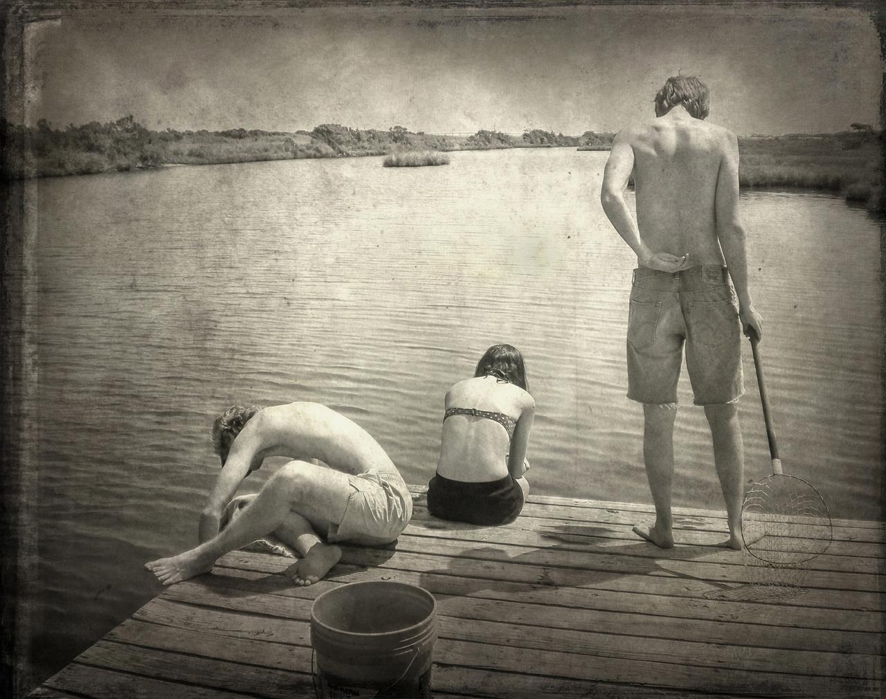 Поиск, Дейл Нилс / Dale Niles, Фейетвилл, Джорджия, Фотоконкурс Santa Fe Photographic