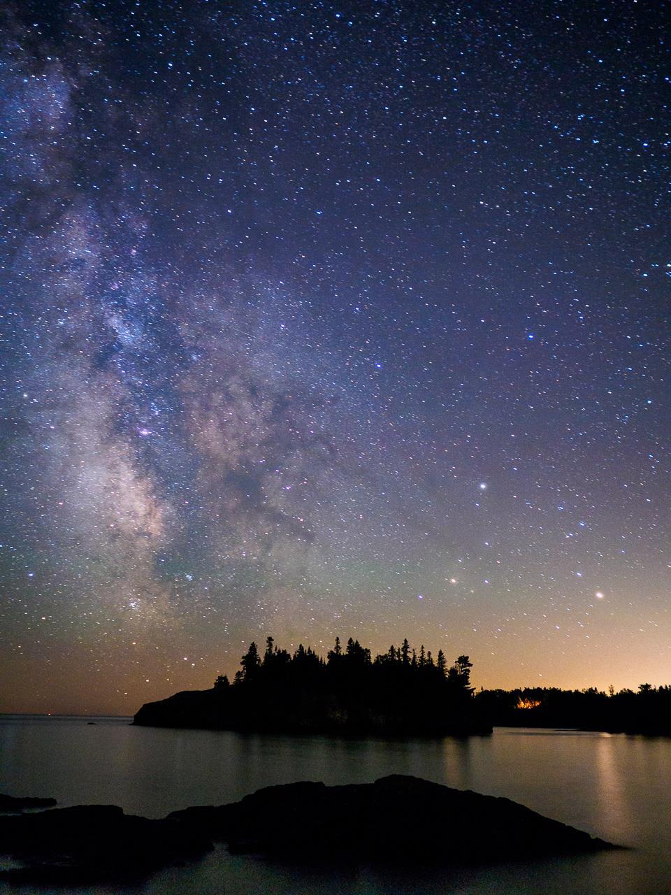 Млечный путь, Марибет Лунден / Maribeth Lundeen, Стиллуотер, Фотоконкурс Santa Fe Photographic