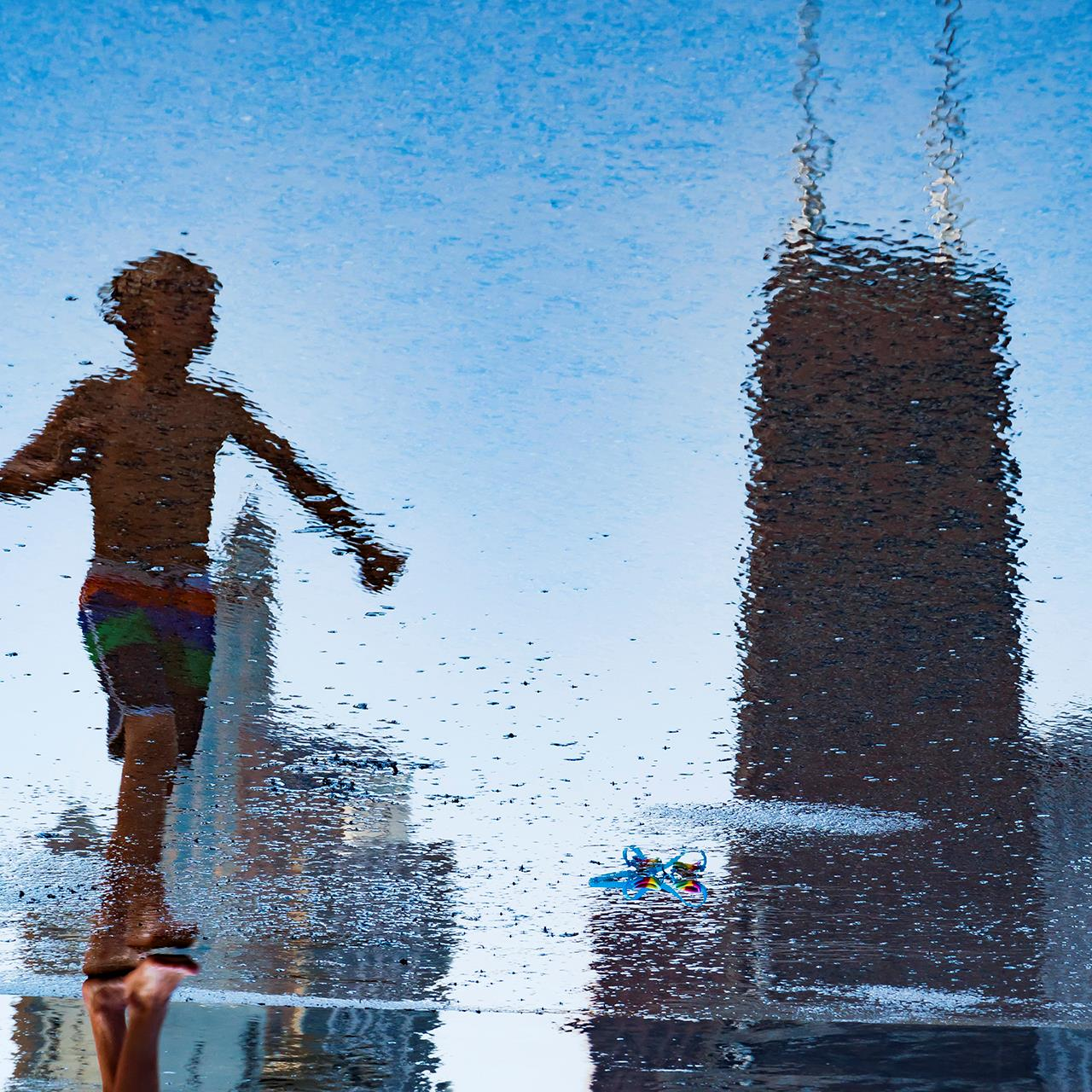 Город Брызг, Натали Вебер / Natalie Weber, Гленвью, Иллинойс, Фотоконкурс Santa Fe Photographic