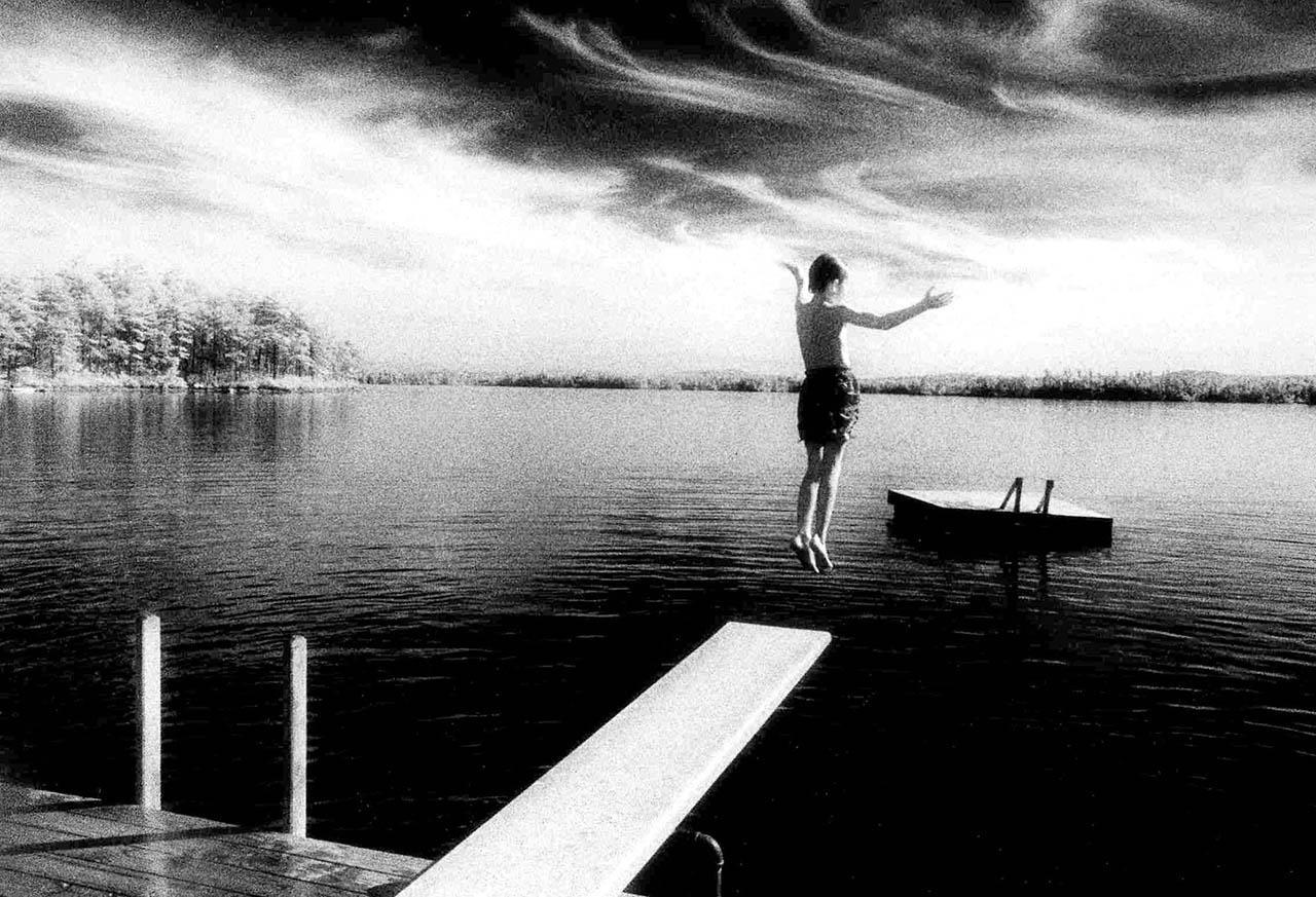 Прыжки Оуэна, Нэнси Робертс / Nancy Roberts, Карлайл, Массачусетс, Фотоконкурс Santa Fe Photographic