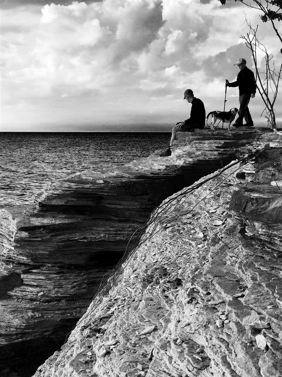 Нарисованные скалы, Лаура Джойс-Хаббард / Laura Joyce-Hubbard, Хайленд-Парк, Иллинойс, Фотоконкурс Santa Fe Photographic
