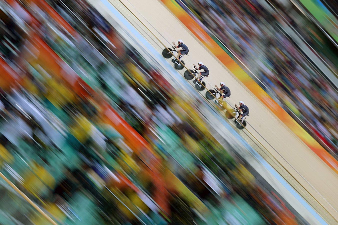 Тим Клейтон, США / Tim Clayton, USA, 1-е место в категории «Спорт в действии», Фотоконкурс Siena International Photography Awards