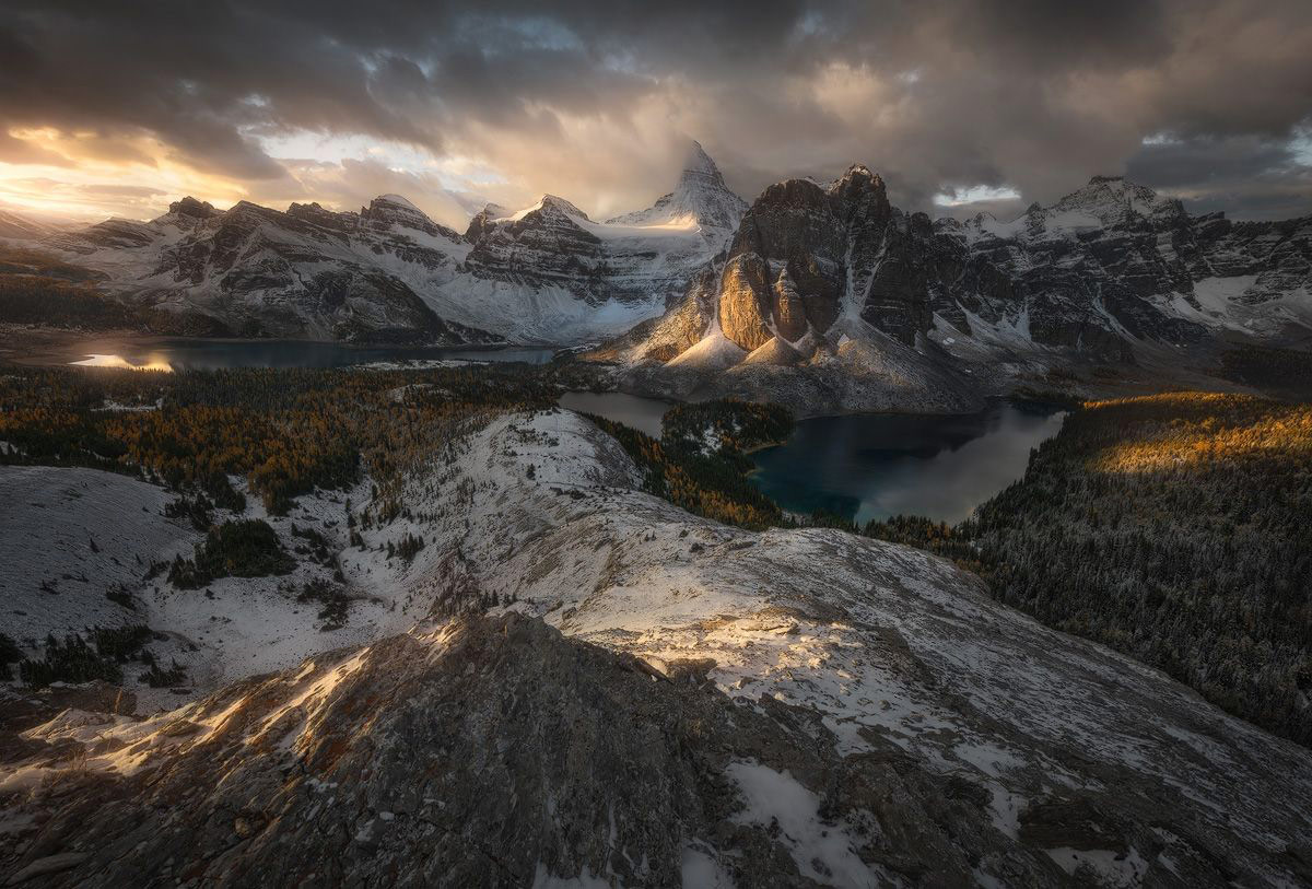 Энрико Фоссати, Италия / Enrico Fossati, Italy, 2-е место в категории «Красота природы», Фотоконкурс Siena International Photography Awards