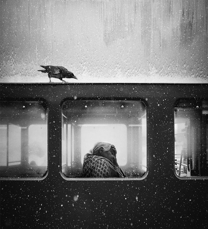 Джек Сэвидж, Великобритания / Jack Savage, UK, 1-е место в категории «Монохром», Фотоконкурс Siena International Photography Awards