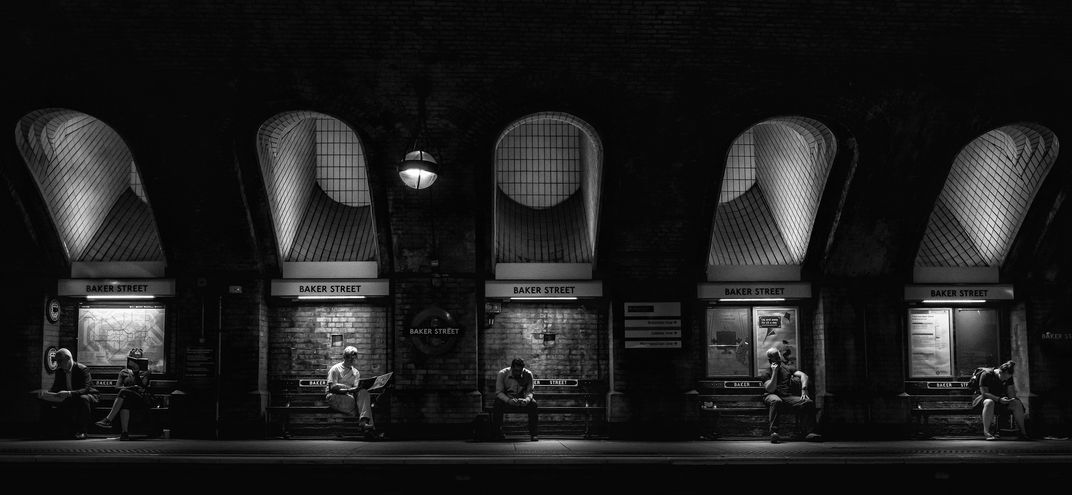 Питер Нуткинс, Великобритания / Peter Nutkins, UK, Победитель категории «Путешествия», Фотоконкурс Smithsonian Photo Contest