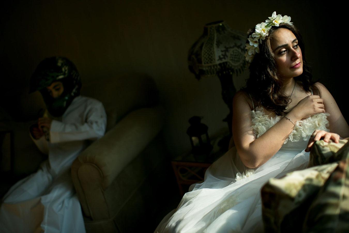 Таснем Альсултан, Саудовская Аравия / Tasneem Alsultan, Saudi Arabia, Победитель в категории «Современные проблемы» (профессионал), Фотоконкурс Sony World Photography Awards