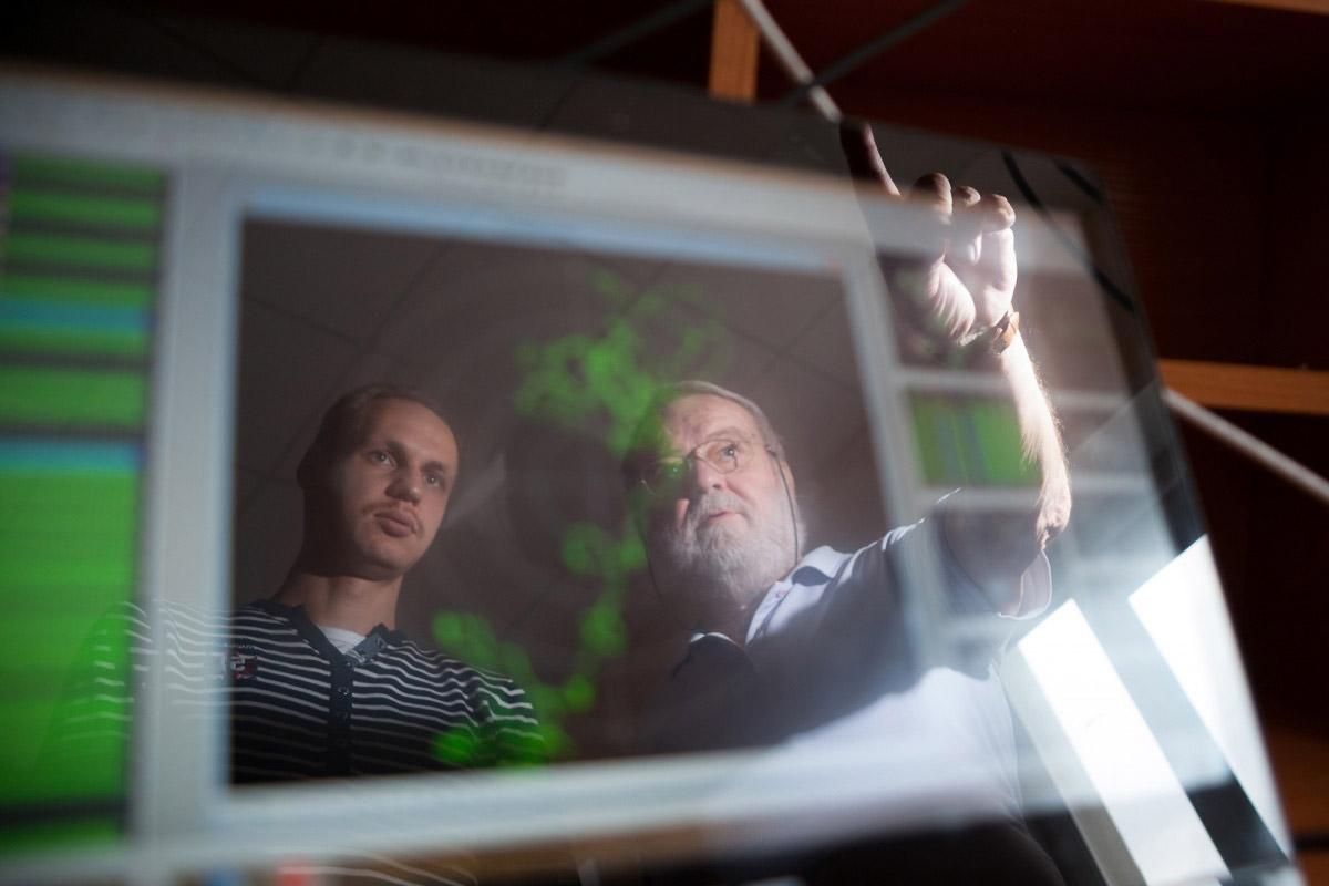 Оноприенко Артем, GPS, Финалист 2017 года в номинации «Люди», Фотоконкурс «Стихии науки»