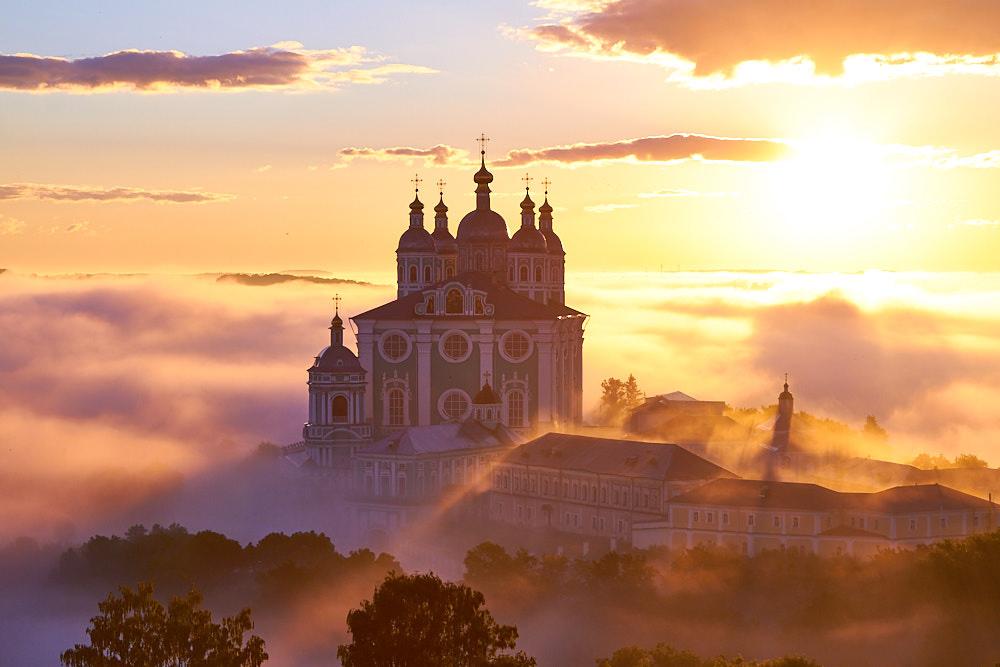 Свято-Успенский кафедральный собор, Денис Максимов , Фотоконкурс «Святыня, которая рядом»
