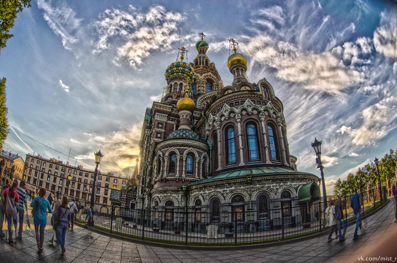 Спаса на крови, Мироновский Руслан , Фотоконкурс «Святыня, которая рядом»