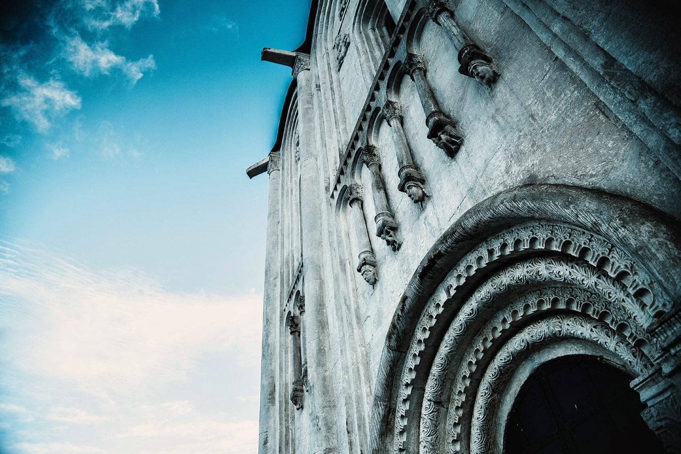 Неколебимые стены дома Божьего, Олег Шутов, Фотоконкурс «Святыня, которая рядом»