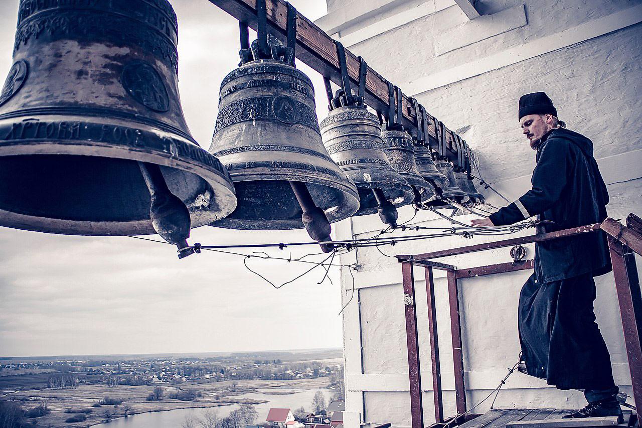 Благовест по всей Руси, Алексей Пудовнин , Фотоконкурс «Святыня, которая рядом»