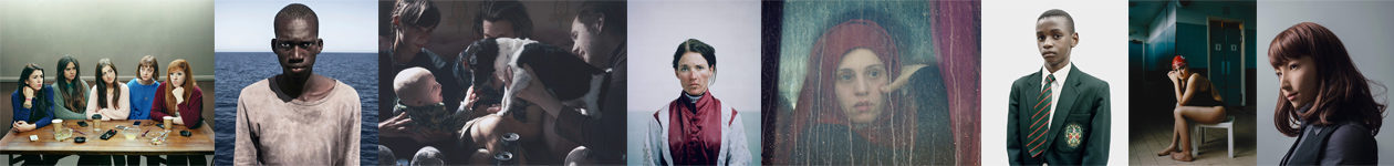 Фотоконкурс Taylor Wessing Photographic Portrait Prize