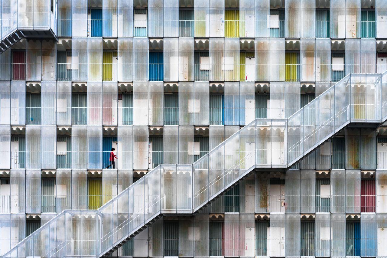 Тацуя Хашимото / Tetsuya Hashimoto, Почетное упоминание, категория Город, Фотоконкурс Travel Photographer of the Year