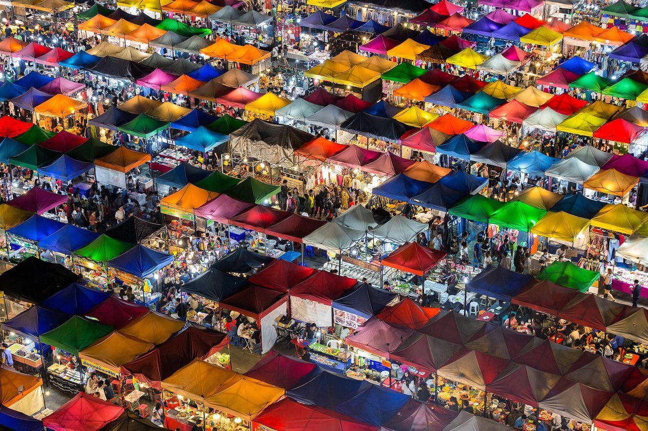 Каджан Мадрашмаил / Kajan Madrasmail, Приз зрительских симпатий, категория Город, Фотоконкурс Travel Photographer of the Year