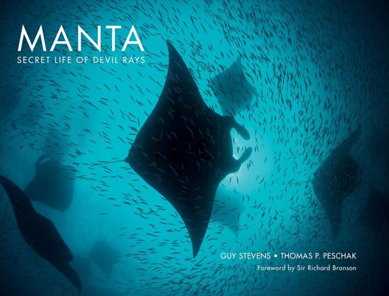 Гай Стивенс и Томас П. Песчак / Guy Stevens & Thomas P. Peschak, Победитель в категории «Книга года», Фотоконкурс «Подводный фотограф года 2018»