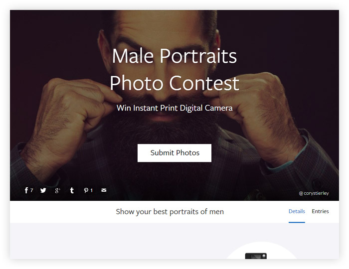 https://www.viewbug.com/contests/male-portraits-photo-contest