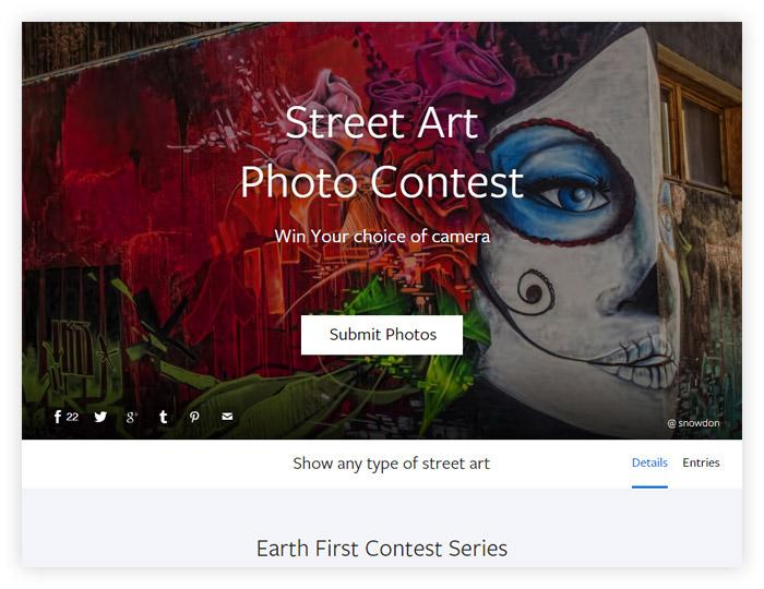Фотоконкурс Viewbug «Уличное искусство»