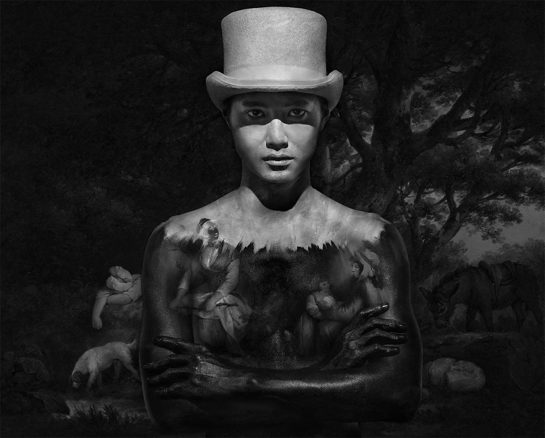 Лено Оой / Leno Ooi, Первое место в категории «Творчество — Современный портрет (Монтаж)», Фотоконкурс WPPI Annual Print Competition