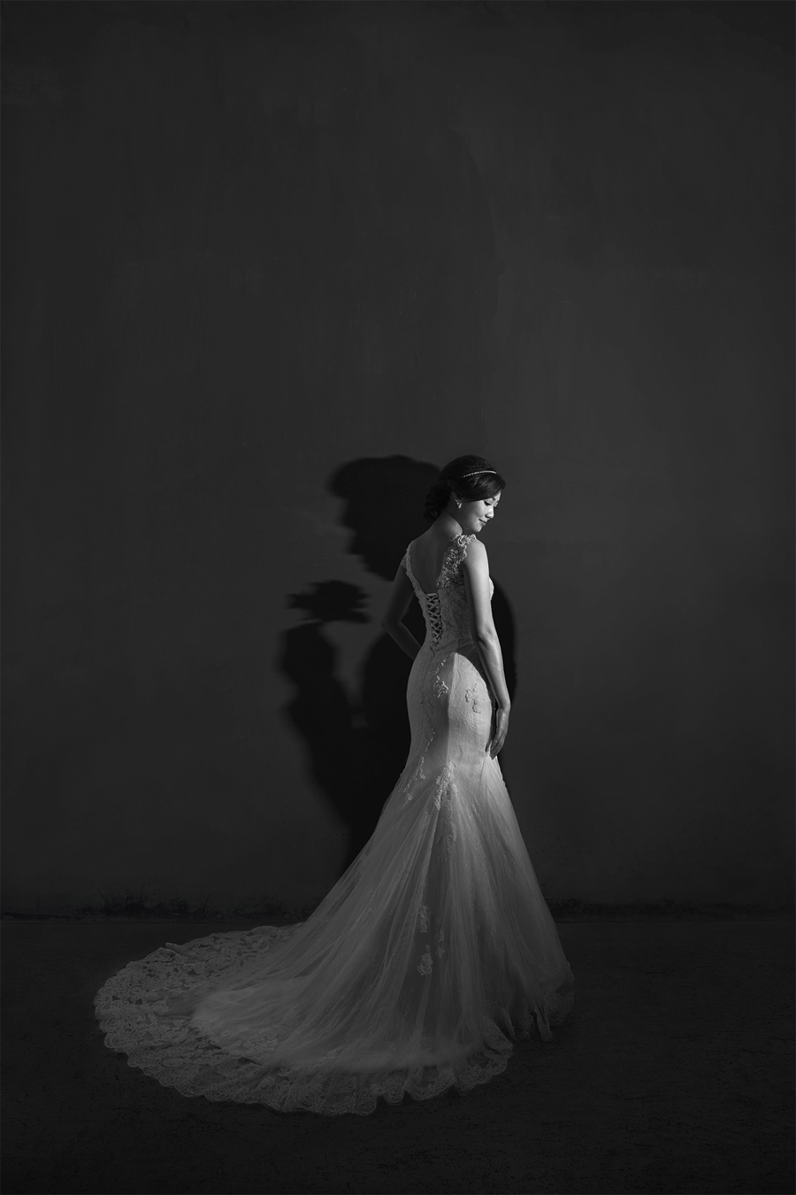 Лено Оой / Leno Ooi, Первое место в категории «Творчество — Свадебная пара: День вне свадьбы», Фотоконкурс WPPI Annual Print Competition