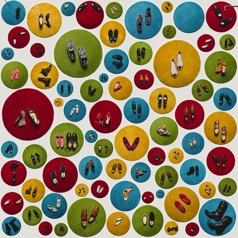 Келли Тунней / Kelly Tunney, Первое место в категории «Творчество — Свадебный современный (Монтаж)», Фотоконкурс WPPI Annual Print Competition