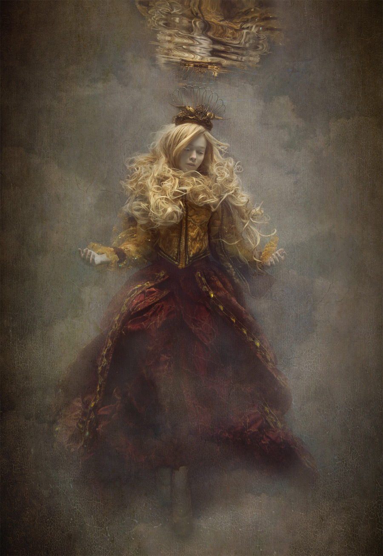 Шерил Уолш / Cheryl Walsh, Первое место в категории «Портрет — Старшеклассник», Фотоконкурс WPPI Annual Print Competition