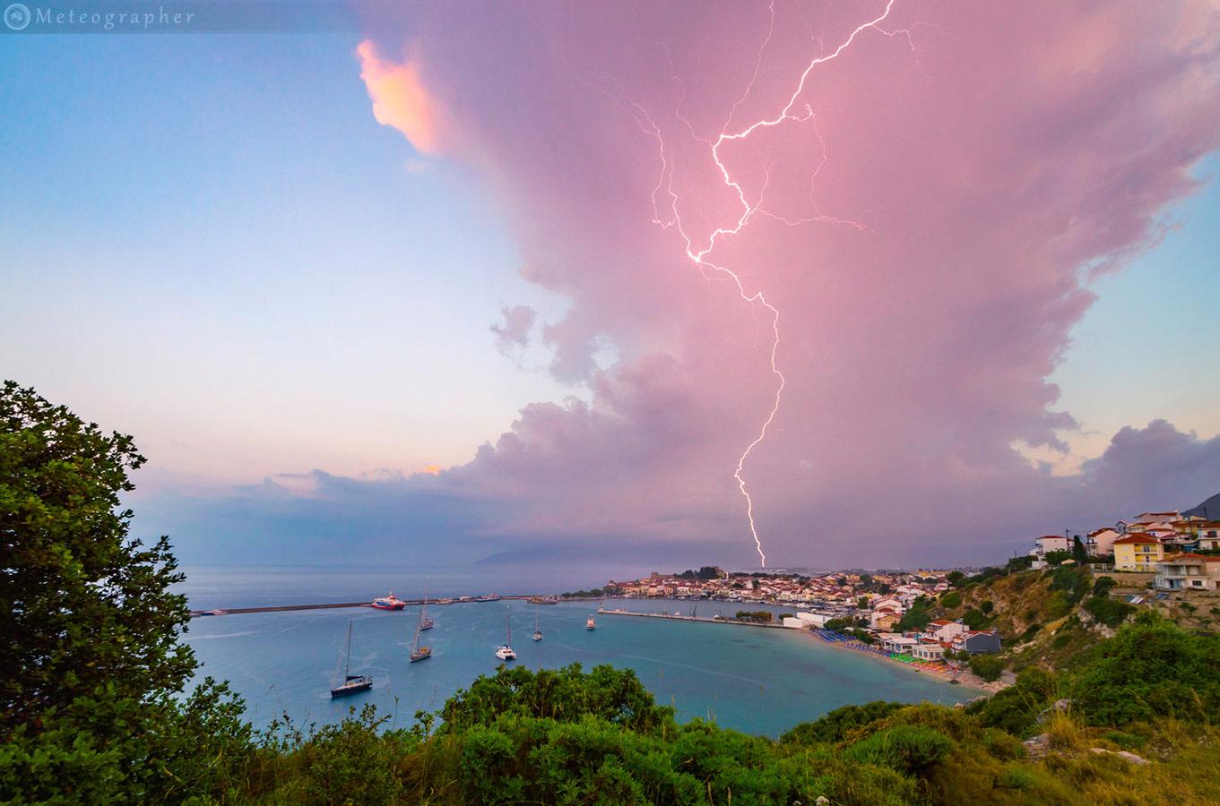Манолис Травалос / Manolis Thravalos, Фотоконкурс RMetS / RPS Weather