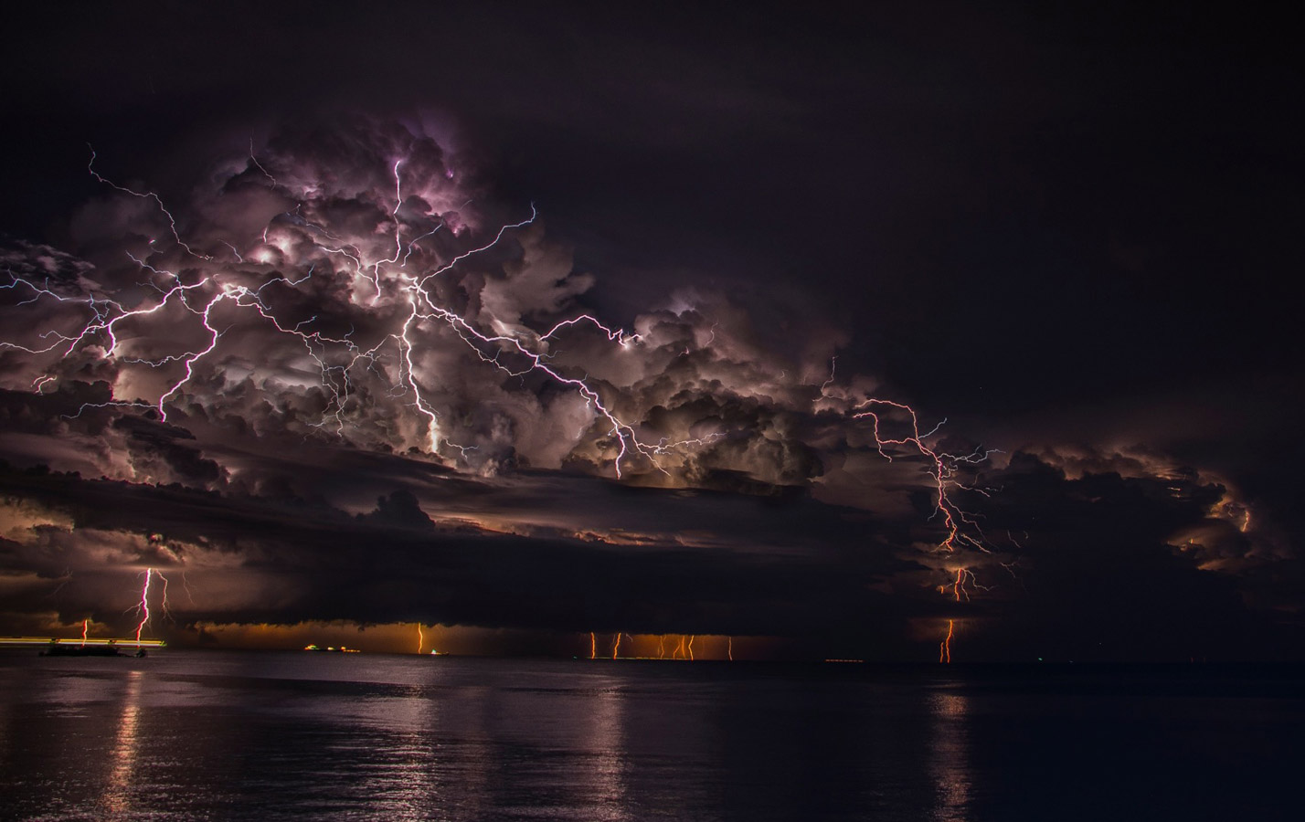 Алекс Поннях / Alex Ponniah, Фотоконкурс RMetS / RPS Weather