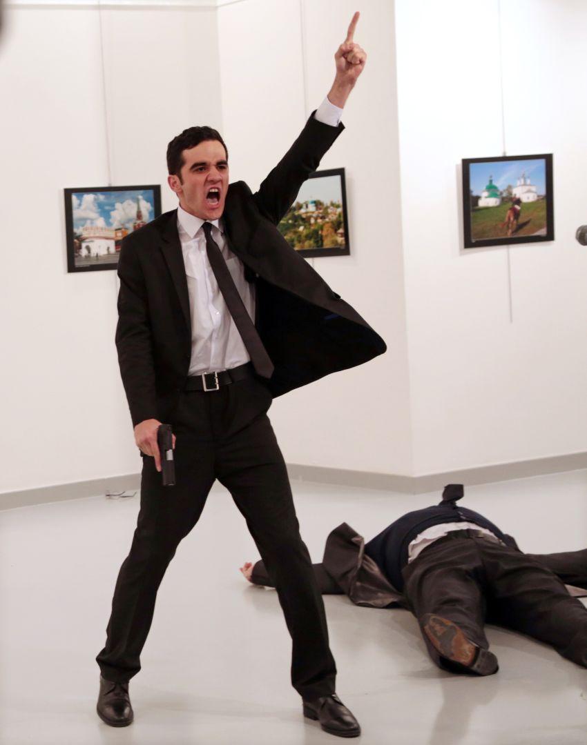 Убийство в Турции, © Бурхан Озбиличи, Турция, Фотоконкурс World Press Photo