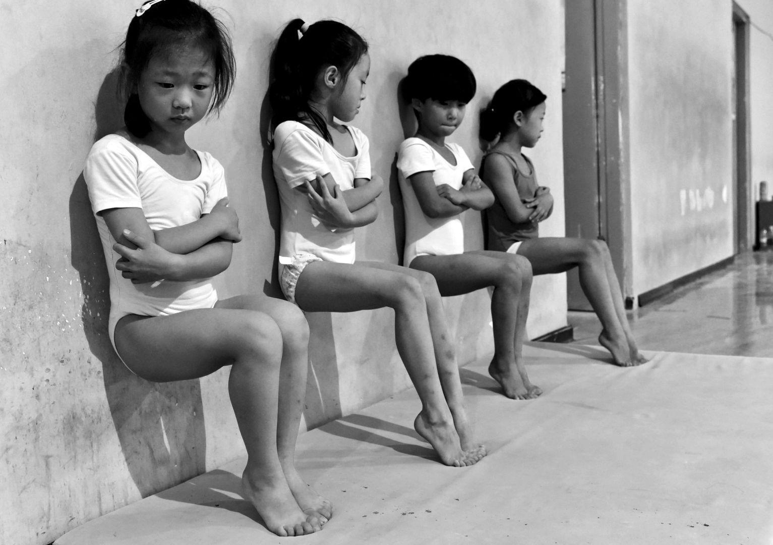 Пот делает чемпионов, © Ван Тьечжун, Китай, Фотоконкурс World Press Photo