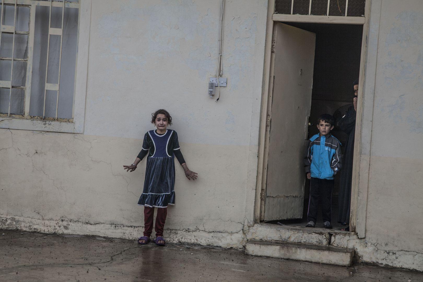 Наступление на Мосул, © Лоран Ван дер Стокт, Франция, Фотоконкурс World Press Photo