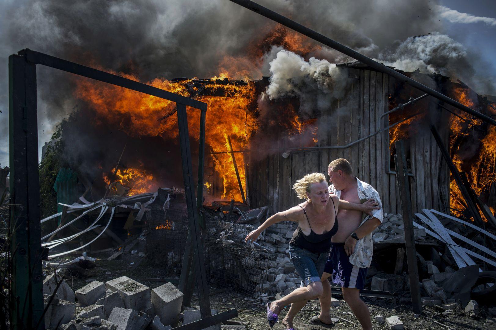 Черные Дни Украины, © Валерий Мельников, Россия, Фотоконкурс World Press Photo