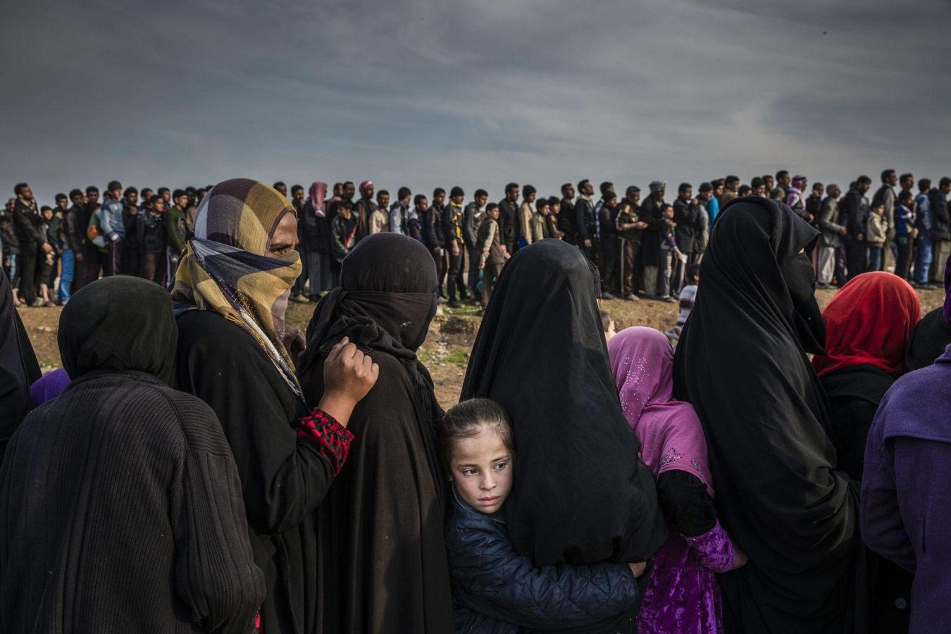 Ивор Прикетт / Ivor Prickett, Фотоконкурс World Press Photo 2018
