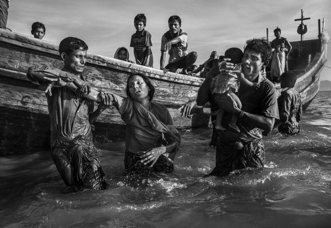 Кевин Фрайер / Kevin Frayer, Фотоконкурс World Press Photo 2018