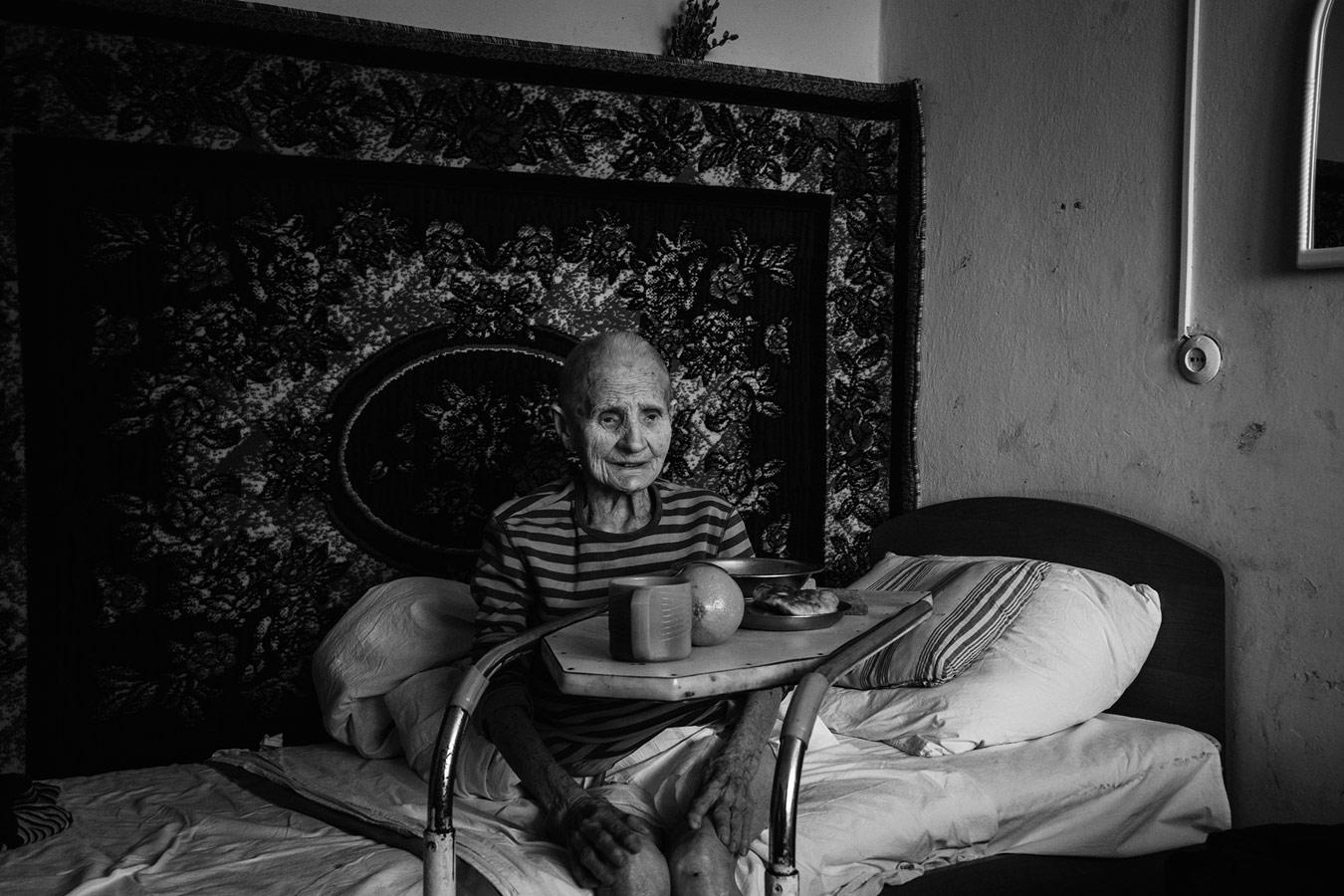 Номинация «Федеральный репортаж» (одиночные фото), Сима, © Станислава Новгородцева, Конкурс репортажной фотографии «Памяти Александра Ефремова»