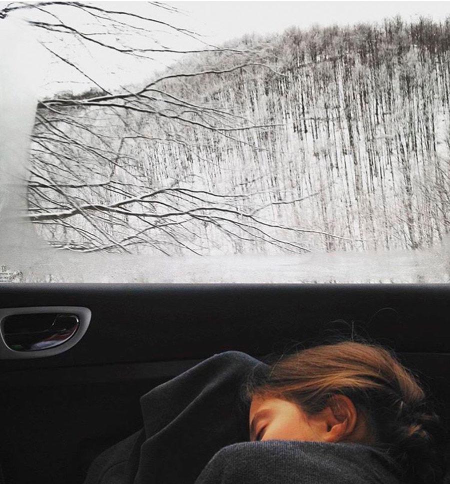 Мечтающая, © Кая Тасевская, Македония, Победитель Детского образа мира года, Фотоконкурс Альфреда Фрида — Alfred Fried Photography Award