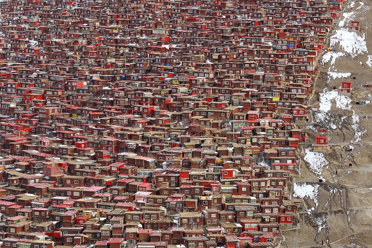 Красное святилище, © Юнг Вах Алекс Вонг, Турция, Четвёртое место, Фотоконкурс All About Photo