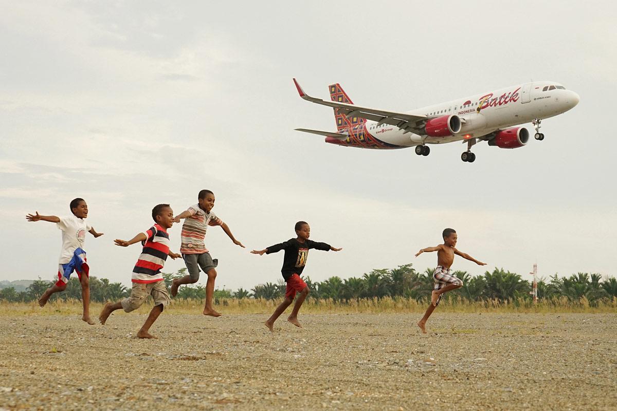 Я верю, что могу летать, © Аламся Рауф, Индонезия, Пятое место, Фотоконкурс All About Photo