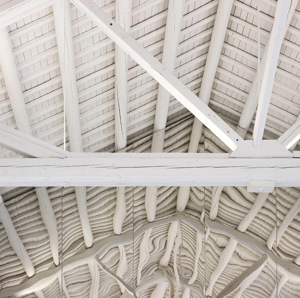 © Жэньфэй Ванг (Zhenfei Wang), Частный музей современного искусства Tianrenhe (Ханчжоу, Китай). Архитекторы: HHDFUN, Конкурс «Архитектурная фотография»