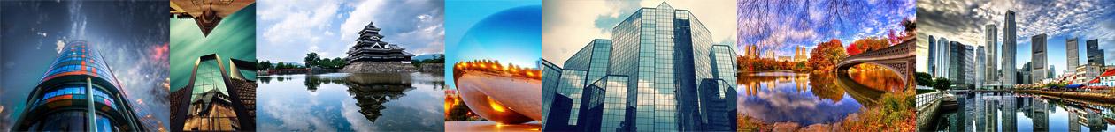 Фотоконкурс «Архитектура и отражения»