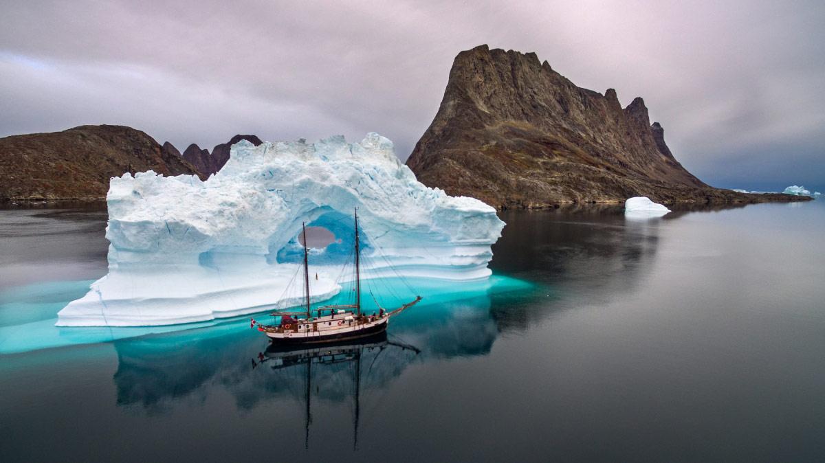 © Орвар Поргейрссон, Победитель в категории «Бизнес и наука в Арктике», Фотоконкурс «Арктическое биоразнообразие через объектив»