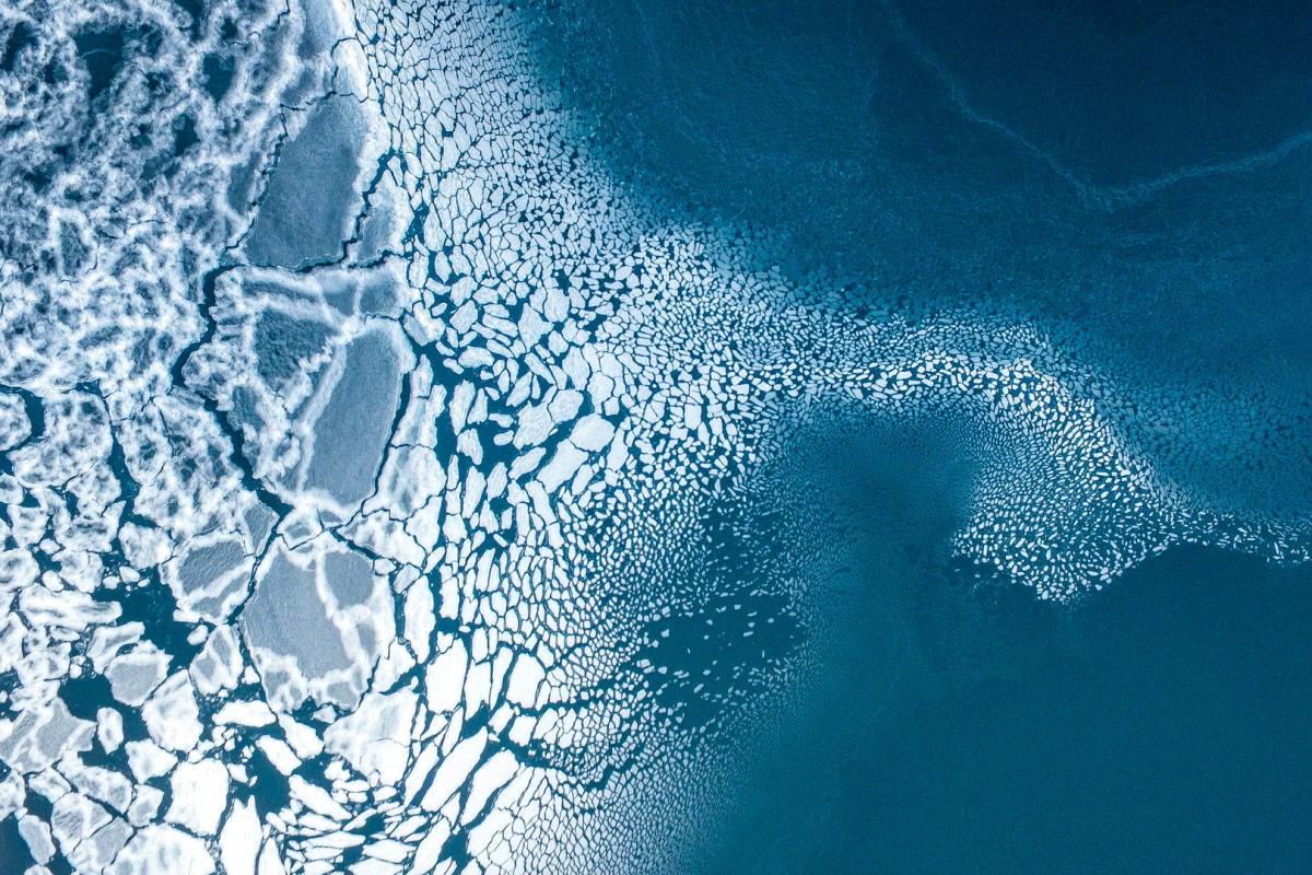 © Флориан Леду, Победитель в категории «Пейзаж», Фотоконкурс «Арктическое биоразнообразие через объектив»