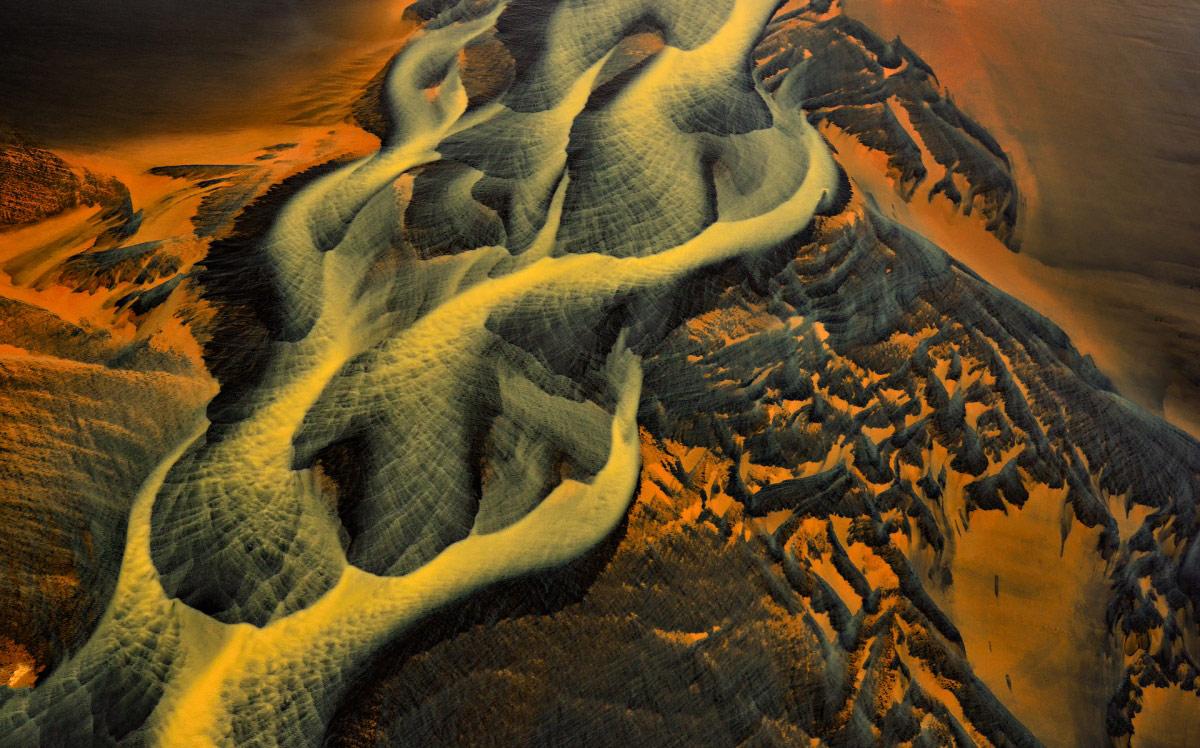 © Орвар Поргейрссон, 2 место в категории «Пейзаж», Фотоконкурс «Арктическое биоразнообразие через объектив»